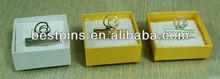 custom cut shape metal stick pin in gift box (BS-JL-LP-13090302)