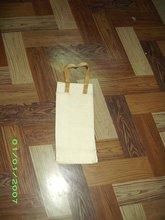 wine canvas bag