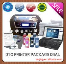 Top selling digital garment printer for epson textile printer