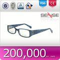 Diseñador de gafas en línea del reino unido lenscrafters gafas de balonmano gafas/anteojos deporte