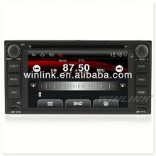 New S150 for toyota rav4 with android + 3G WiFi +CPU 1G 4GB Flash +1080P