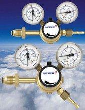 Single stage gas regulator, heavy duty