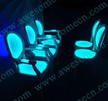 light up dinnig chairs