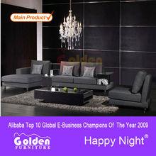 Preço de promoção sala de estar mobiliário l forma sofá EM-853