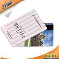 Pvc tarjeta inteligente con ISO CR80 dimensión a todo color de impresión y pantalla de seda de impresión / smart card / tarjeta en blanco bsniess tarjeta inteligente