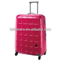 2013 fashion pink lady travel bag (6723)