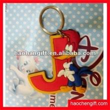 PVC Keychain/Rubber Keychain/Plastic Key Chain/Reflective Key Chain
