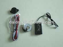 Rearview camera parking sensor led display parking guide sensor