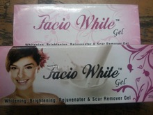 Facio white whitening cream