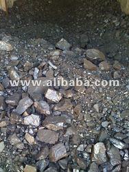 Gilsonite or natural asphalt for roof isolation