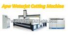 APW Water Jet Rubber Foam Cutting Machine