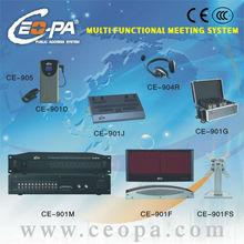12 channels infrared language simultaneous interpretation system CE-901