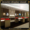 MDF with gloss baking finish custom display furniture for jewelry store