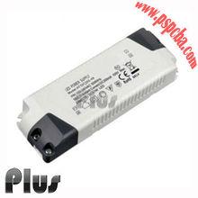 Plastic box Isolation led driver factory SAA CE TUV CB 30 watt led driver