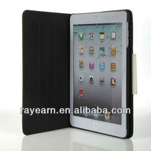 Lovely Fox PU Leather Smart Case Cover for iPad2 For iPad 3rd with Three Position Stand