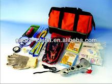 hot sales emergency roadside kit/auto safety bag
