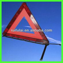 roadside warning vehicle emergency triangle