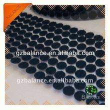 pure nylon shoe velcro coins