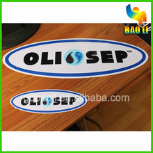 promotional wholesale PVC customized stickers