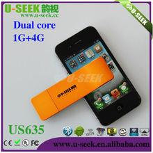 U-Seek Android 4.0 1GB/4GB WiFi dvb t2 US635