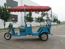 Gladway auto rickshaw more passenger,taxi electric rickshaw