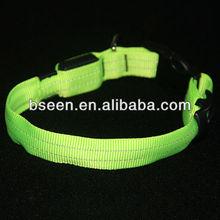 2013 promotion gift led illuminate dog collar
