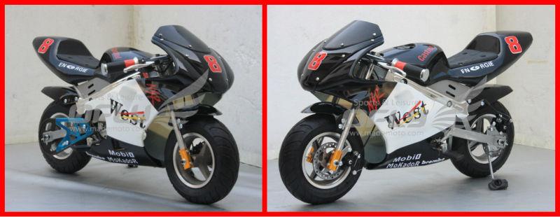 High Quality 2013 Ce Approved Mini Moto Pocket Bikes