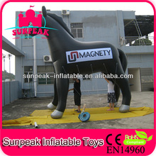 Inflatable Horse For Sale/ Inflatable Helium Balloon for Advertising