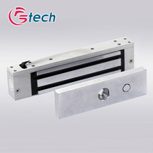 Security magnetic lock 280KG(600LBS) holding force Door Magnetic Lock With Buzzer