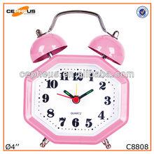 4 inch Ce Alarm Clock