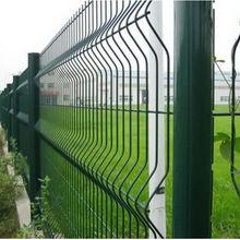 EU market metal modern gates design and fences (PVC or hot galvanized)