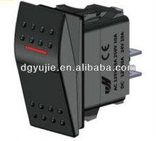 Hot!LED Roof lights push button switches