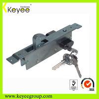 Iron Door Lock with key KBS024