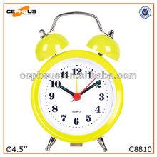 4.5 inch Funny Desk Clock