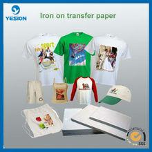 light/dark inkjet/laser T-shirt heat transfer paper a3