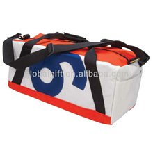 Nautical Recycled Sailcloth Luggage Travel Bags