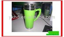 Innovative custom-made plastic cup beer 500ml