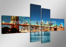 Newest Digital Printed Canvas Oil Paintings For Decor In Discount Price