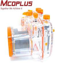 MCOPLUS 40m Diving waterproof camera bag waterproof for Nikon P7000