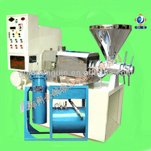 Automatic 6YL-120 cold pressed extra virgin coconut oil expeller