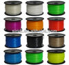 PLA Filament 3mm 3D Printer Plastic Filament 28 Colours 1kg/spool