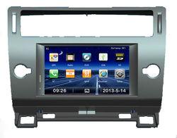 2din car gps navigation For citroen C4/C-Quatre/C-Triumph with GPS/Bluetooth
