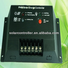 PWM solar charge controller 30A 12v/24v solar panel controller with CE ROHS automatic solar street light control