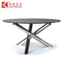 Round Dining Set Table