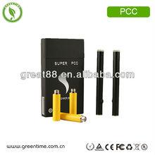 2013 top-selling electronics smoke free vaporizer shisha pen deluxe travel kit mini pcc electronic cigarette
