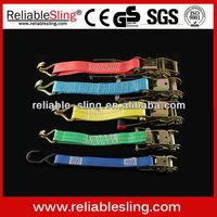 CE GS Cam Buckle Tie Down Straps/Quick Release Tie Down