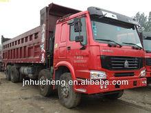 3T howo truck body cargo van body