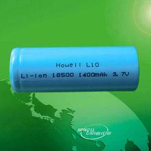 led security light battery 3.7v