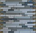 descounting de vidrio mosaico de azulejo de la pared de pizarra precio