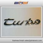 Die casting Customized Custom metal badges / emblem for Car
